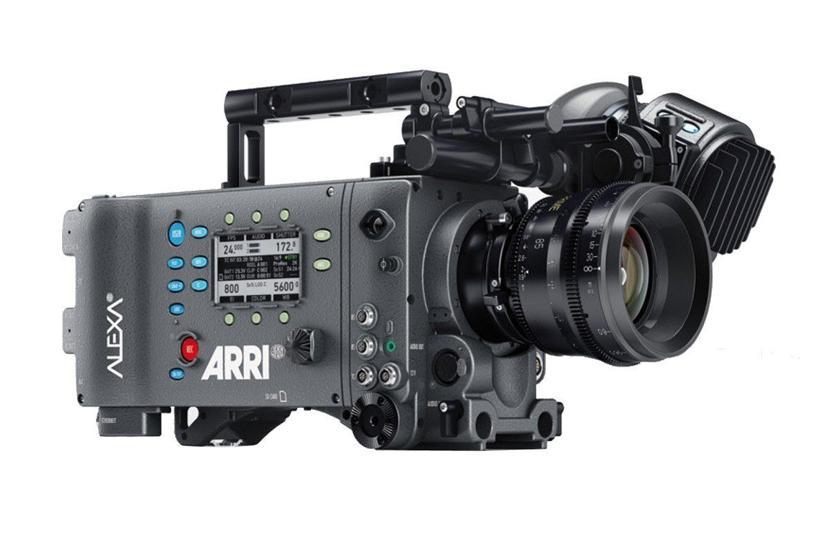 ARRI ALEXA camera rental