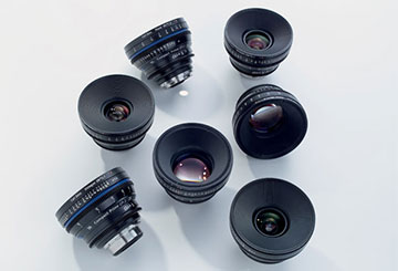 Compact Prime CP.2 Lenses
